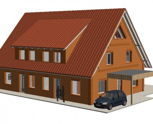 heidebau in blender aktuelles. Black Bedroom Furniture Sets. Home Design Ideas